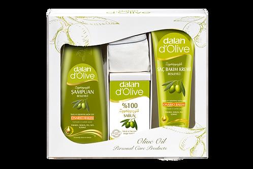 d'Olive Carton Gift Set