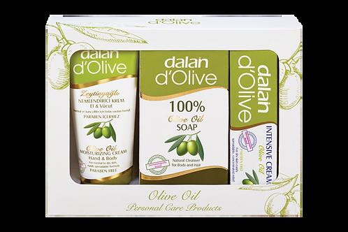 d'Olive Mini Carton Gift Set