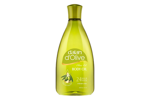 d'Olive Body Oil