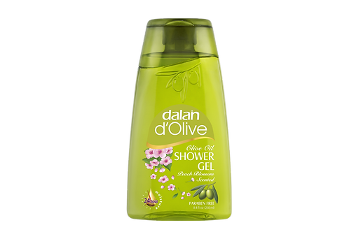 d'Olive Shower Gel Peach Blossom