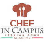 Il logo della scuola Chef in Campus