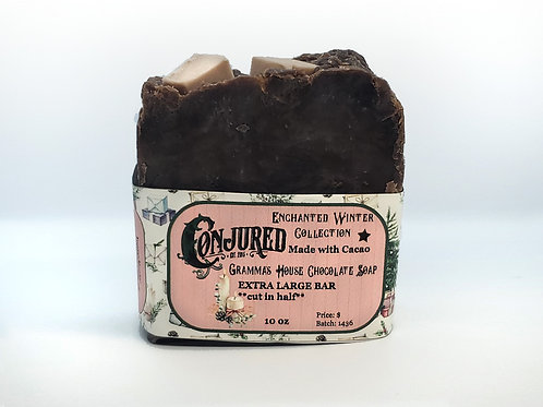 Gramma's House Chocolate Soap