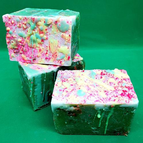 Radioactive Soap (not really just rad)