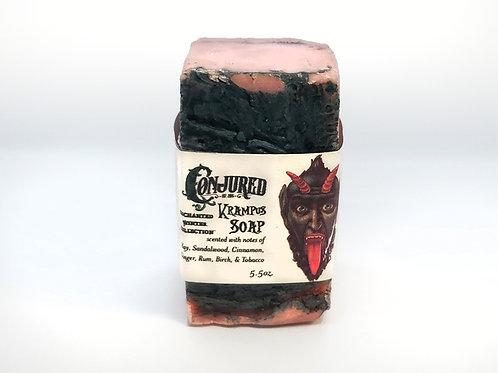 Krampus Soap