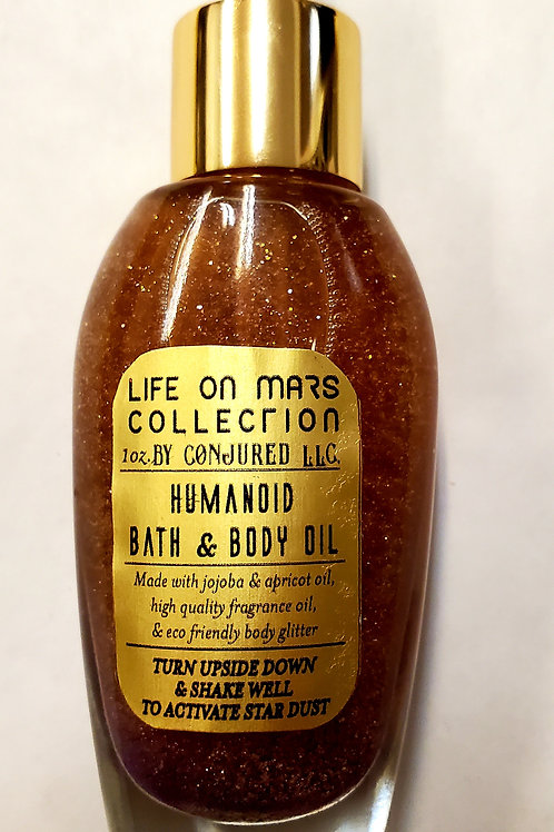 Humanoid Bath & Body Oil