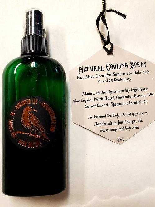 Natural Cooling Spray