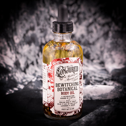 Bewitching Botanical Body Oil