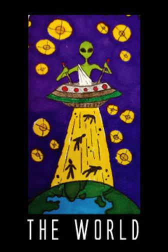 Tarot Card Art