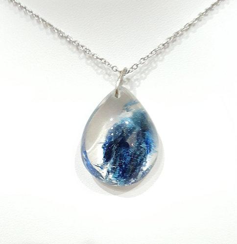 One of a Kind Quartz Crystal Pendant - petite