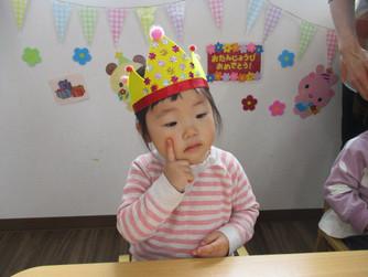 3月生まれのお誕生会🎉