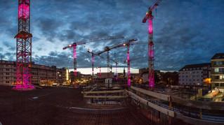 Radisson Blu Mannheim entscheidet sich für Bemberg Saunabau