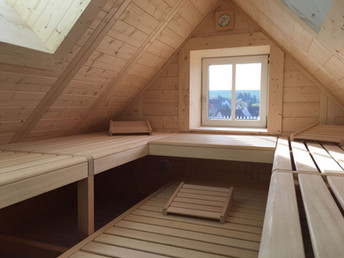 bemberg Sauna in Diebel