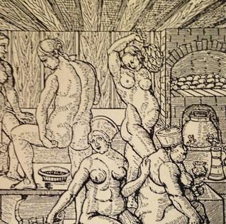 Die Entstehungsgeschichte der Sauna im deutschsprachigen Raum