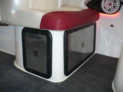 Custom Speaker Grill