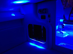 Custom Interior LED Lighting