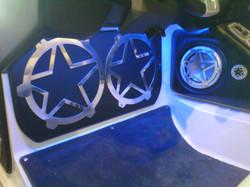 Custom Speaker Grills