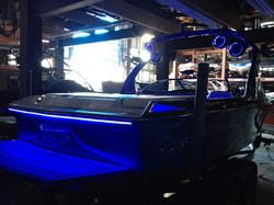 Malibu LED Transom lighting