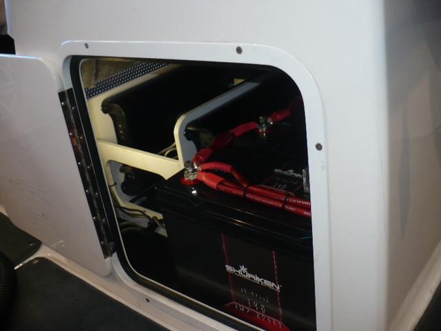 Concealed Amp Rack