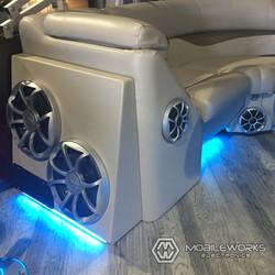 Custom Sub Box fabrication