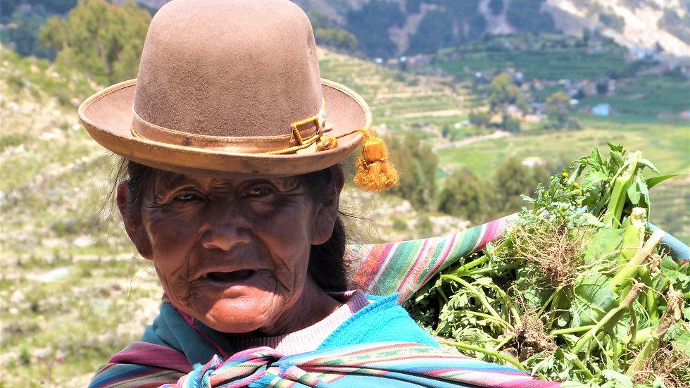 Personas Bolivia