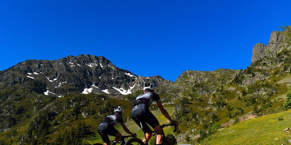 TRAINING GIRONA, ANDORRA AND THE PYRENEES: 21-28 July 2021