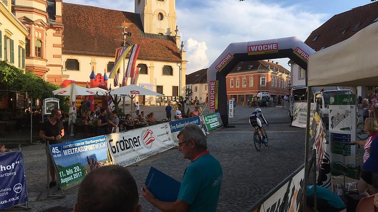 WORLD CUP MASTERS RACING, HARTBERG & ST. JOHANN: 15-30 August 2021
