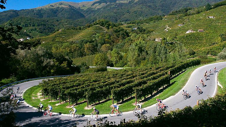 VENETO & PROSECCO, THE ITALIAN CYCLING DISTRICT: 5-14 May 2021