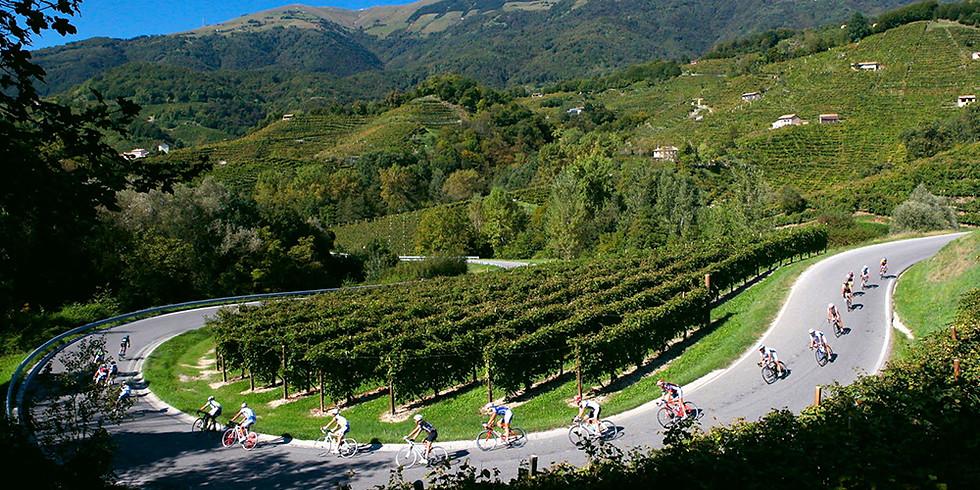 VENETO & PROSECCO, THE ITALIAN CYCLING DISTRICT: 4-13 September 2021