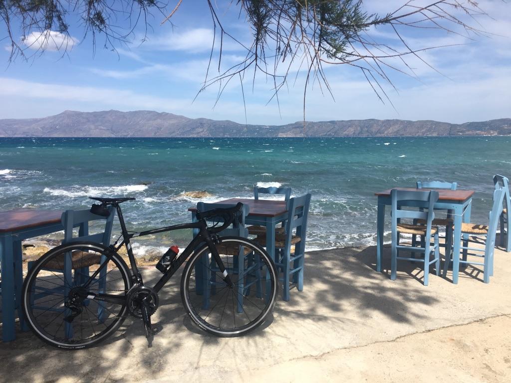 GREECE-CRETE ISLAND, A NEW CYCLING PARADISE: 14-23 April 2020