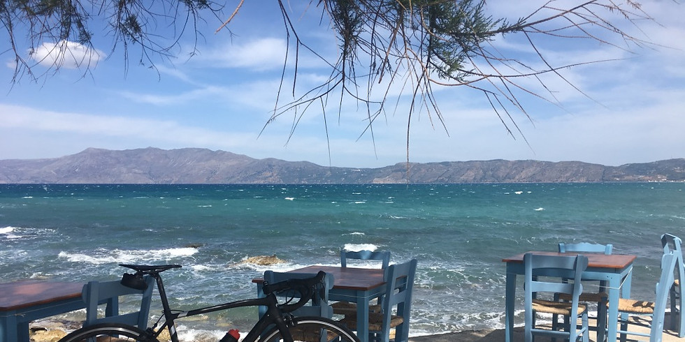 GREECE-CRETE ISLAND, A NEW CYCLING PARADISE: 13-22 October 2020