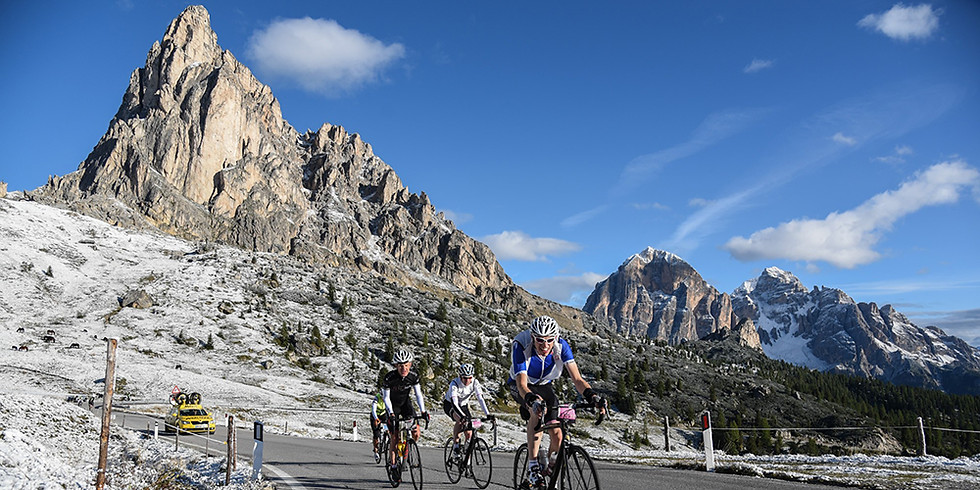 HAUTE ROUTE DOLOMITES: 7-15 June 2020