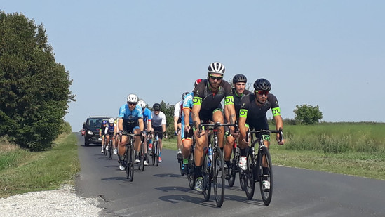 WCS group ride
