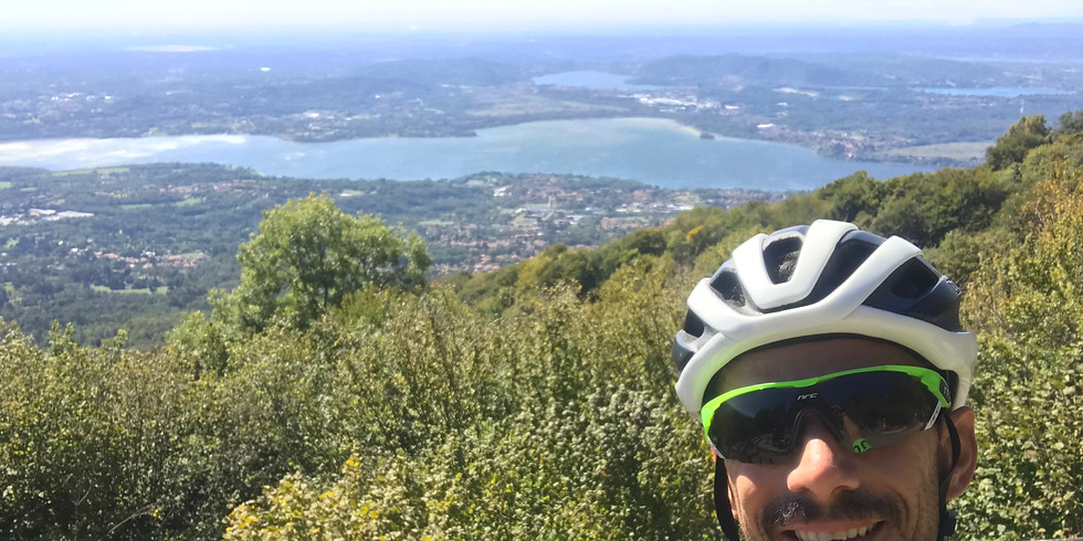VARESE AND ITS LAKES - ANDREA'S HOME REGION - April 2019