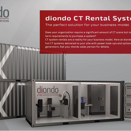 diondo CT Rental Systems