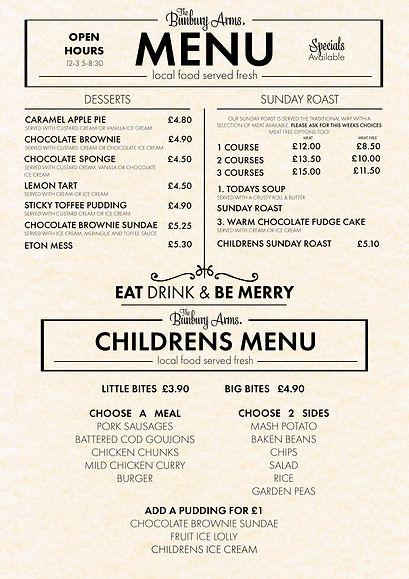 bunbury menu2