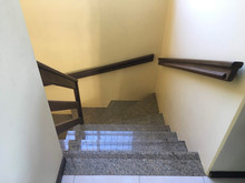 Honey, Fix It Inc Custom Stone Stairway