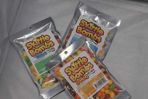Skittle Bombs