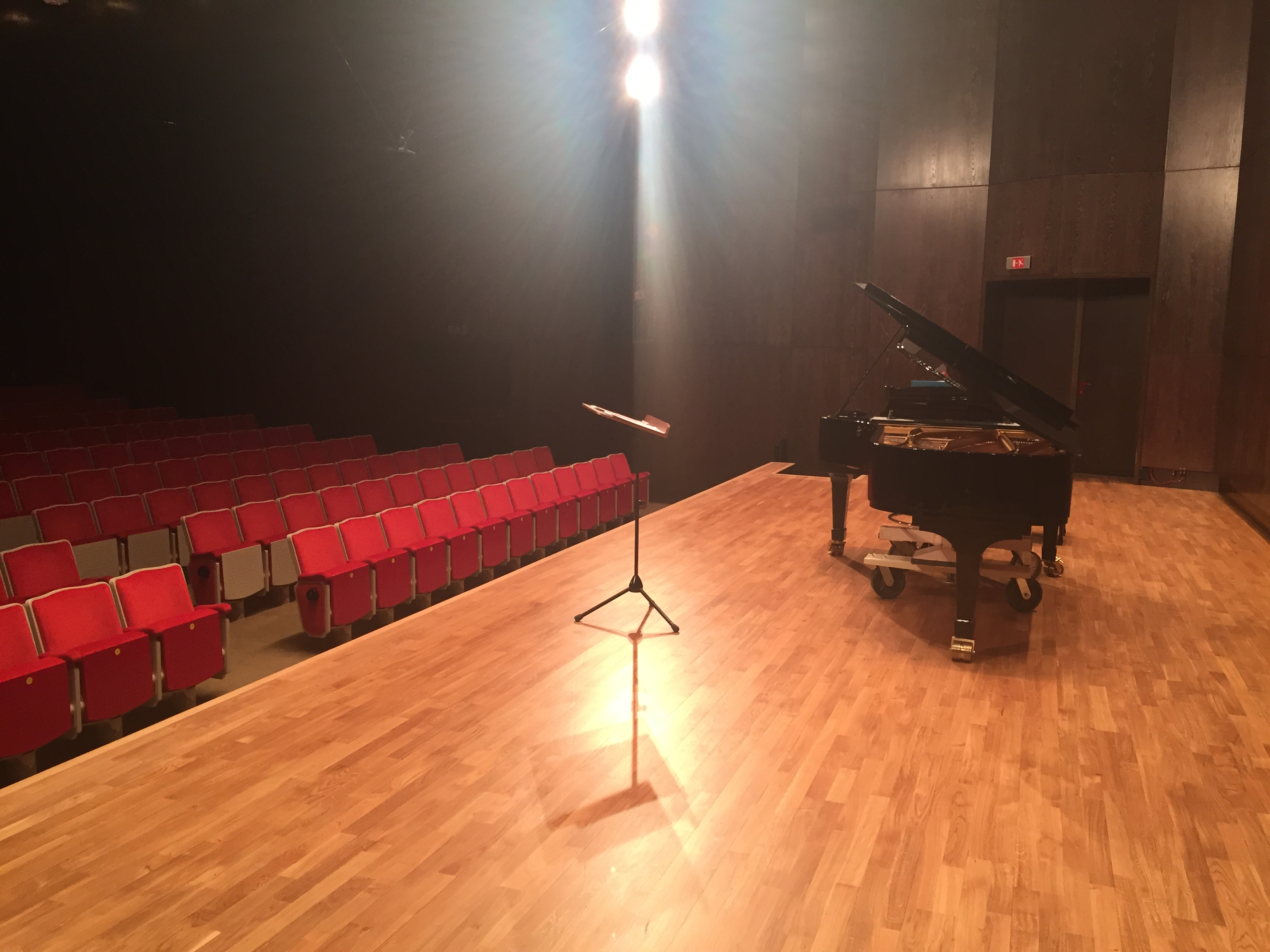Taipei National Recital Hall