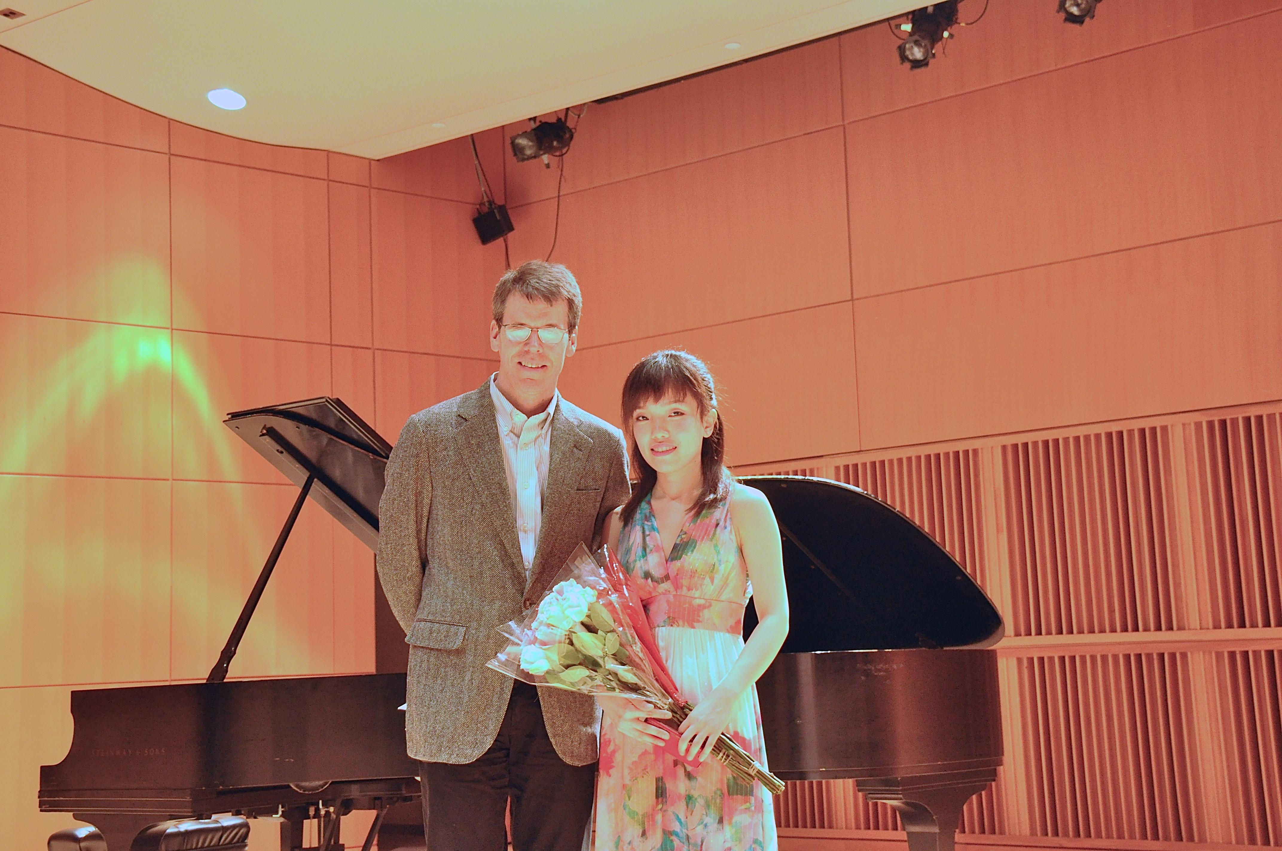 with Thomas Sauer