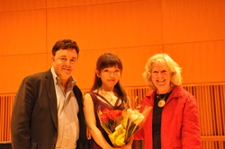 with Phillip Kawin and Ursula Oppens