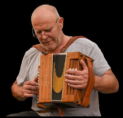 Olivier Henel accordéon diatonique