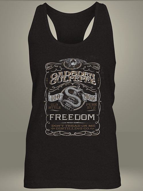 Gadsden Whiskey Female Tank