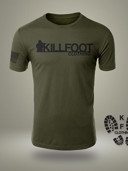 Killfoot OD Green