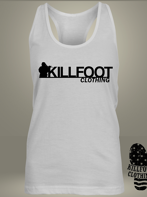 Killfoot Racerback Sheer Tank