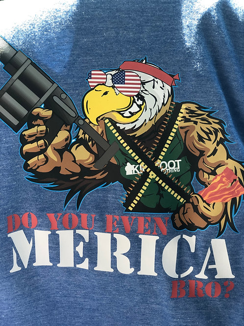 Women 's Do You Even 'Merica Bro? Tank