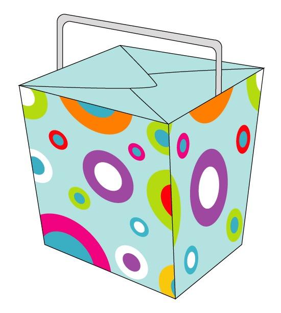 Take-out Gift Box