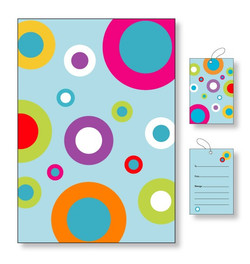 Wrapping Paper and Gift Tags