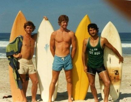 GLORY DAYS '81, BRETT, CHAD AND ZEN
