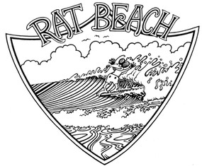 RAT BEACH '82 LOGO