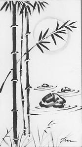 BAMBOO GRADE A INK